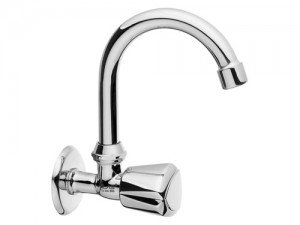 LVS011 Wall Fixture Single Basin Tap faucet
