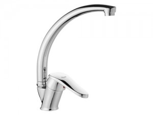 LVS046 Swan Single Handle Kitchen Mixer faucet