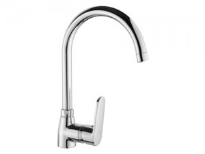 LVS064 Swan Single Handle Kitchen Mixer faucet
