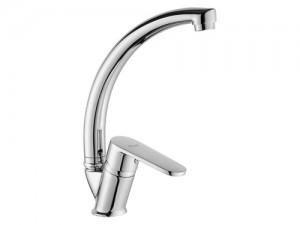 LVS067 Swan Single Handle Kitchen Mixer faucet