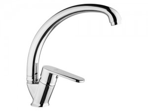 LVS068 Swan Single Handle Kitchen Mixer faucet