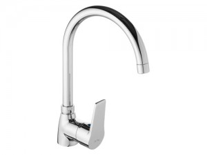 LVS082 Swan Single Handle Kitchen Mixer faucet