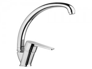 LVS083 Swan Single Handle Kitchen Mixer faucet