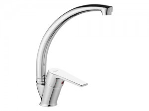 LVS085 Swan Single Handle Kitchen Mixer faucet