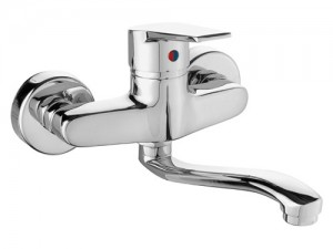 LVS088 Single Handle Wall Mounted Kitchen Mixer faucet