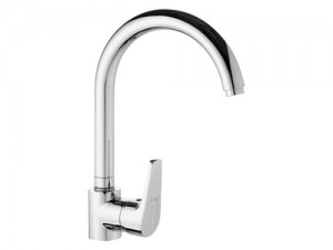 LVS101 Mix Mutfak Bataryası - Swan Single Handle Kitchen Mixer faucet