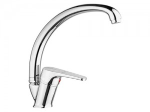 LVS103 Swan Single Handle Kitchen Mixer faucet