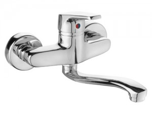LVS108 Single Handle Wall Mounted Kitchen Mixer faucet