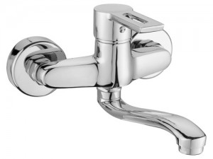 VS129 Single Handle Wall Mounted Kitchen Mixer faucet