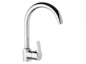 VS191 Swan Single Handle Kitchen Mixer faucet