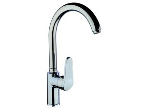 VSB128 Swan Single Handle High Mix Kitchen Faucet