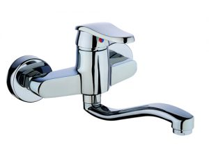 VSB130 Wall Mounted Single Handle Kitchen Mixer