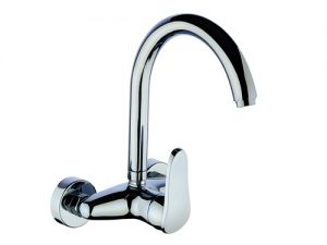 VSB132 Wall Mounted Single Handle Kitchen Faucet