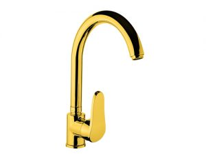 VSG226 Swan Single Handle Mix Kitchen FaucetVSG226 Swan Single Handle Mix Kitchen Faucet