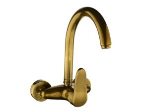 VSO116 Wall Mounted Single Handle Kitchen Faucet