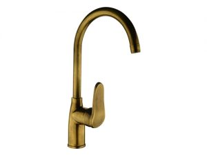 VSO122 Swan Single Handle High Mix Kitchen Faucet