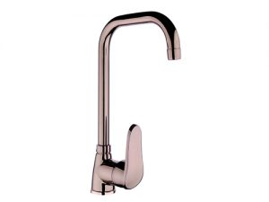 VSP137 Swan Single Handle Mix Kitchen Faucet