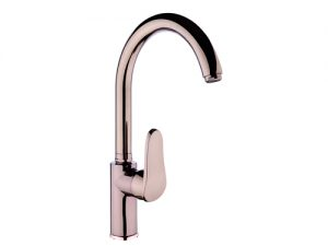 VSP141 Swan Single Handle High Mix Kitchen Faucet